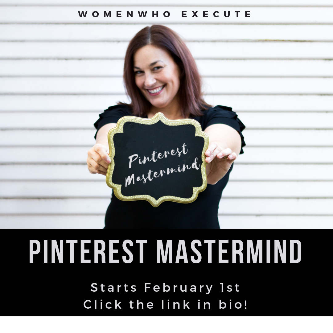 Pinterest Mastermind