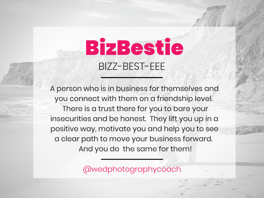 """Why you need a """"BizBestie"""" to grow your business!"""