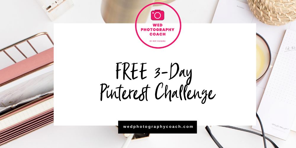 3-Day Pinterest Challenge