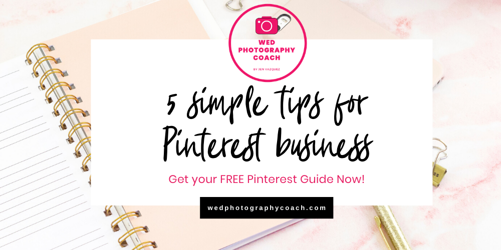 5 simple tips for Pinterest business