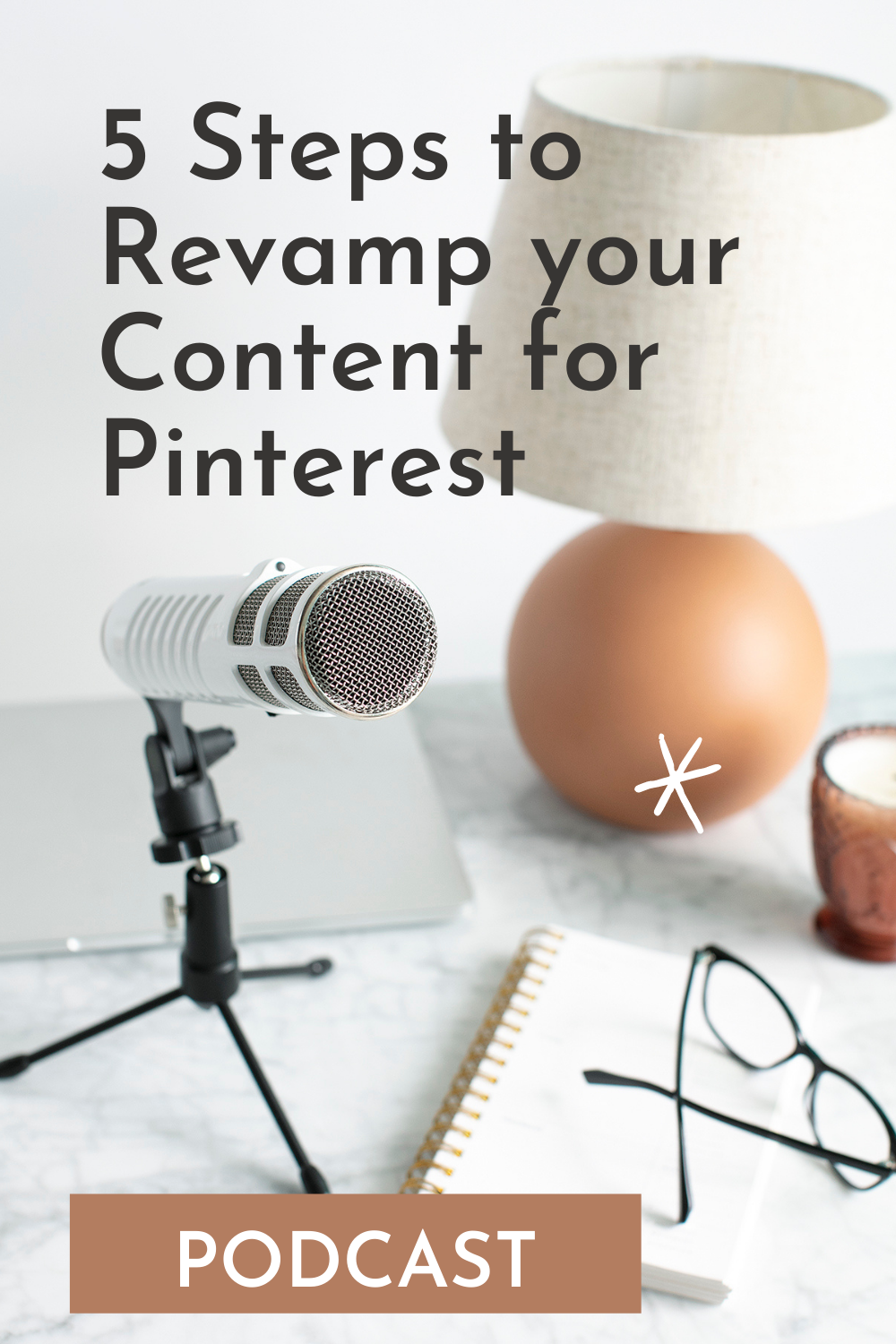5 Steps to Revamp your Content for Pinterest