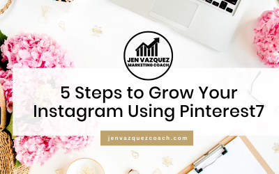 5 Steps to Grow Your Instagram Using Pinterest
