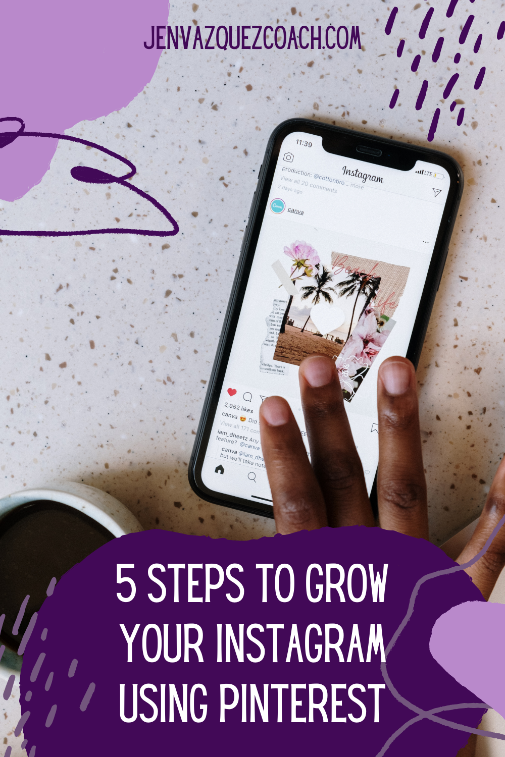 5 Steps to Grow Your Instagram Using Pinterest2