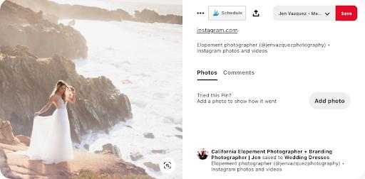 pinterest post shows instagram on the ones shared by instagram by jen vazquez pinterest marketing strategist