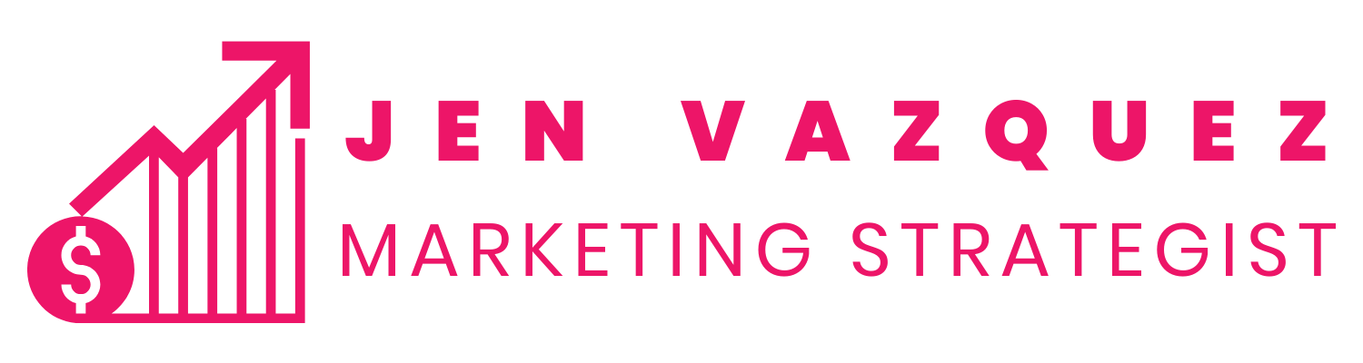 Jen Vazquez  - Marketing Strategist