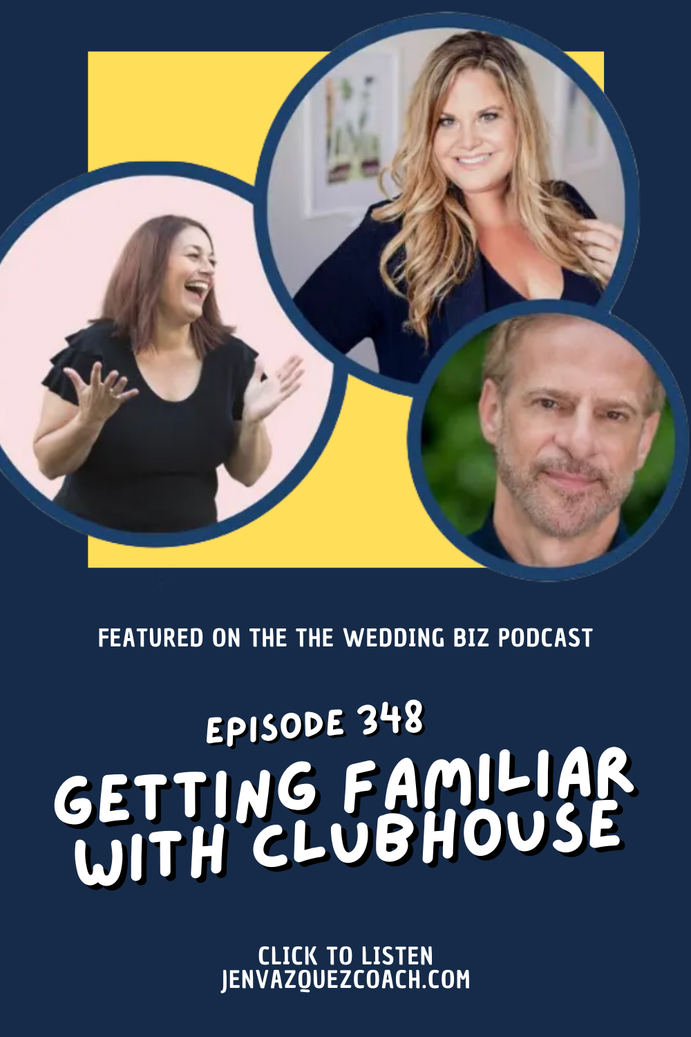 What do you know about Clubhouse? Listen as Andy interviews Morgan Childs and me to discuss the basics of Clubhouse.  What is Clubhouse, why we should care about it, and how we can best use it for our businesses, plus much more!! Click to read