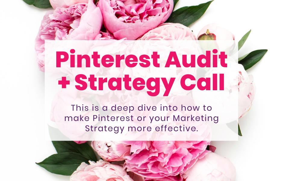 Pinterest Management services by jen vazquez marketing strategist